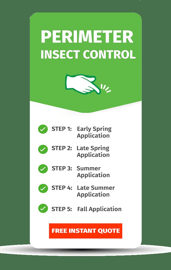 perimeter insect control program